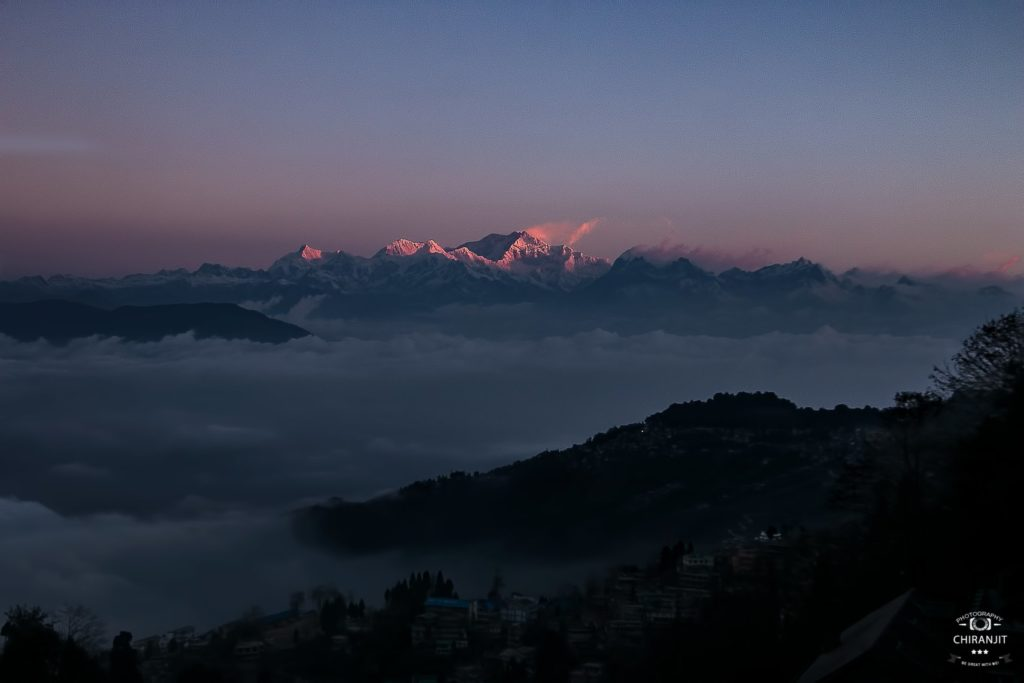 Darjeeling tour plan