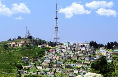 Tourism in kurseong