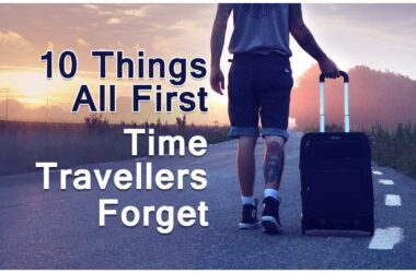 10 things travelers forget